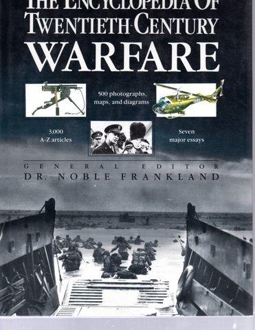 9780517567708: Encyclopedia Of Twentieth-century Warfare