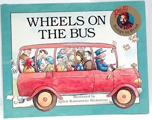 9780517567845: WHEELS ON THE BUS (Raffi Songs to Read)