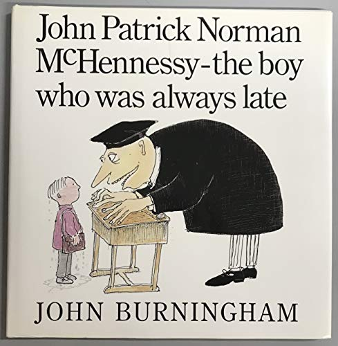 9780517568057: John Patrick Norman McHennessy: The Boy Who Was Always Late