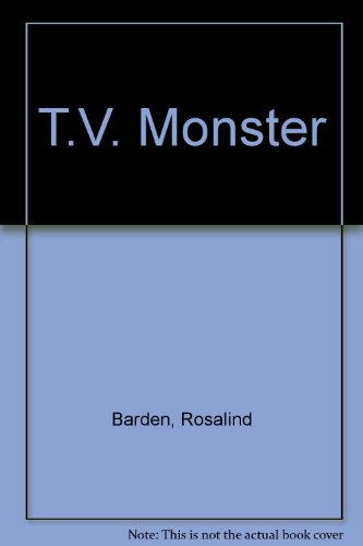 9780517569344: TV Monster