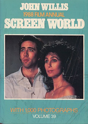 9780517569634: Screen World Vol. 39 1988
