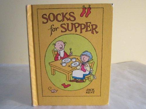 SOCKS FOR SUPPER P PAR MAG (9780517570135) by Jack Kent