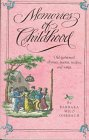 Memories of Childhood: Old-Fashioned Rhymes, Poems, Recipes: Ohrbach, Barbara Milo