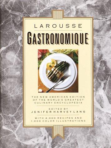 Larousse Gastronomique: Jenifer Lang