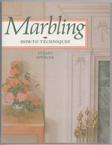 9780517571200: Marbling: How-to Techniques