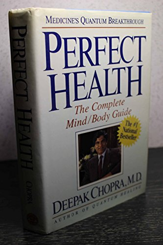 9780517571958: Perfect Health: The Complete Mind/Body Guide