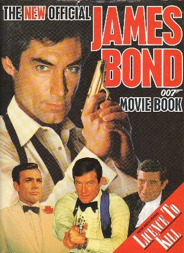 New Official James Bond 007 Movie Book: Hibbin, Sally