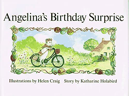 Angelina's Birthday Surprise (Angelina Ballerina)
