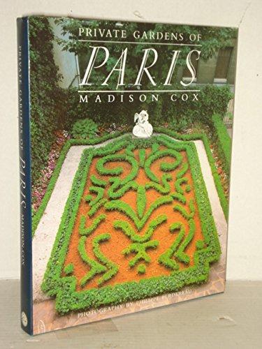 9780517573365: Private Gardens Of Paris