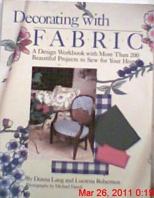 9780517573785: Decorating with Fabric