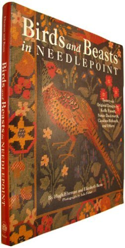9780517574713: Birds and Beasts in Needlepoint: Twenty-Six Original Designs by Kaffe Fassett, Susan Duckworth, Candace Bahouth, and Others