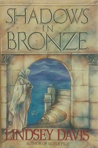 9780517576120: Shadows in Bronze: A Marcus Didius Falco Novel