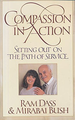 9780517576359: Compassion In Action: Setting Out on the Path of Service