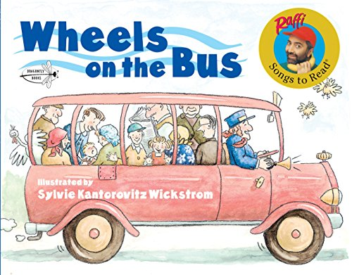 9780517576458: Wheels on the Bus (Raffi Songs to Read)