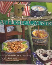 Mary Emmerling's At Home In The Country: Recipes and Menus for a Year of Entertaining (0517576546) by Mary Emmerling