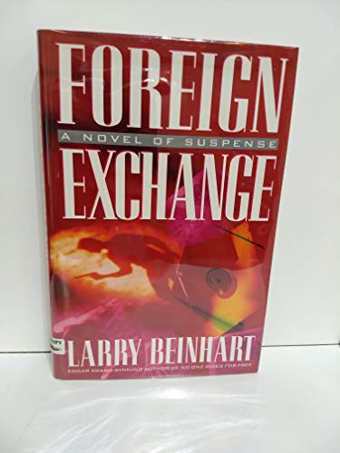 9780517577264: Foreign Exchange: A Novel of Suspense