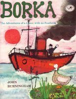 9780517580202: BORKA: THE ADVENTURES OF A GOO (Dragonfly Books)
