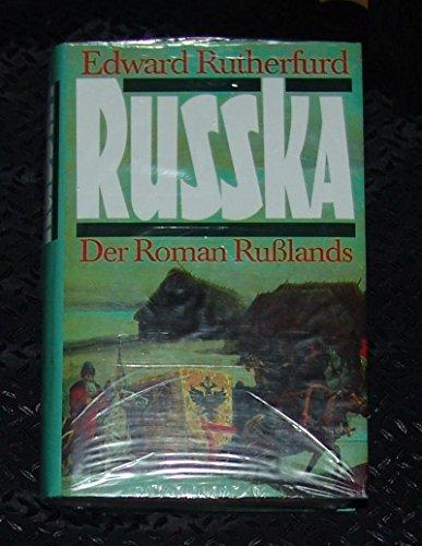 9780517580486: Russka: The Novel of Russia