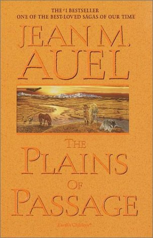 The Plains Of Passage (0517580497) by Jean M. Auel