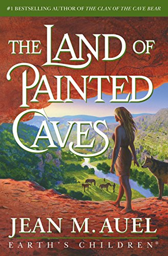 9780517580516: The Land of Painted Caves: A Novel (Earth's Children)