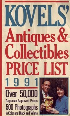 9780517580950: Kovels' Antiques And Collectibles Price List #23