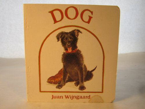 9780517582039: DOG (Baby Animal Board Books)