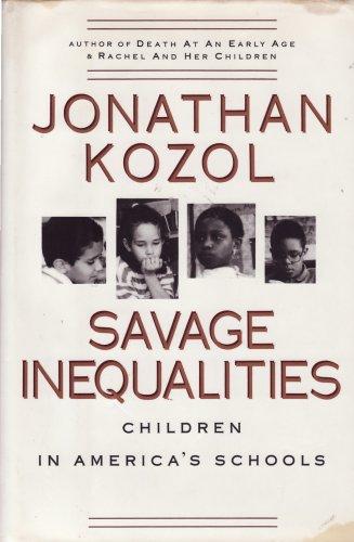 9780517582213: Savage Inequalities: Children in America's Schools