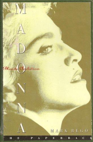 9780517582428: Madonna: Blonde Ambition