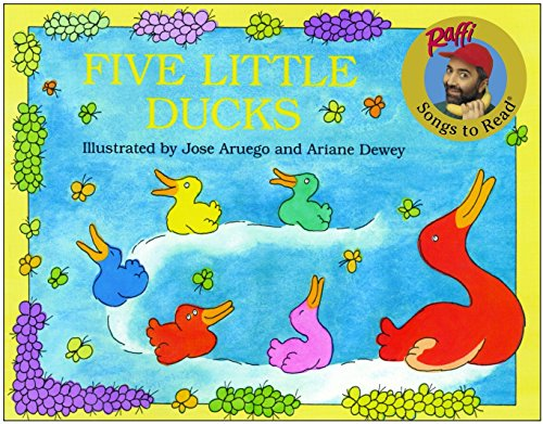 9780517583609: Five Little Ducks (Raffi Songs to Read)
