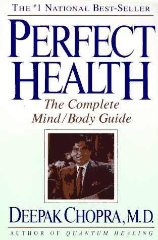 9780517584217: Perfect Health: The Complete Mind/Body Program for Identifying & Soothing the Source of Your Body's Reaction