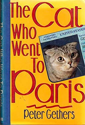 9780517585344: The Cat Who Went To Paris