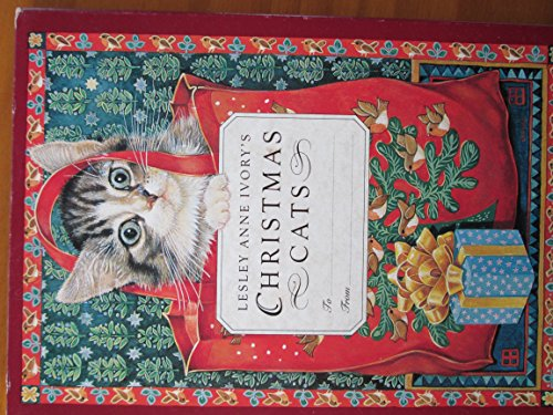 9780517585498: Lesley Anne Ivory's Christmas Cats