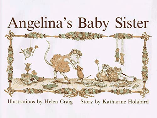 9780517586006: Angelina's Baby Sister (Angelina Ballerina)