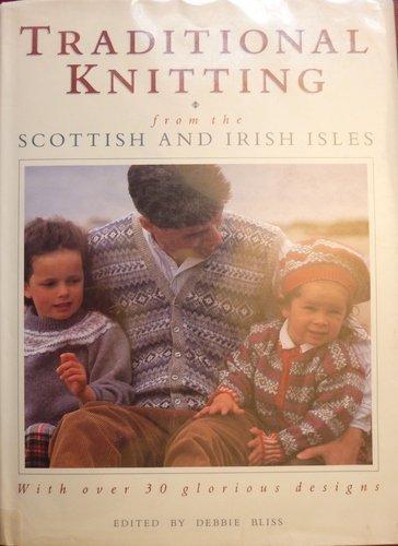 9780517586372: Traditional Knitting: From the Scottish and Irish Isles
