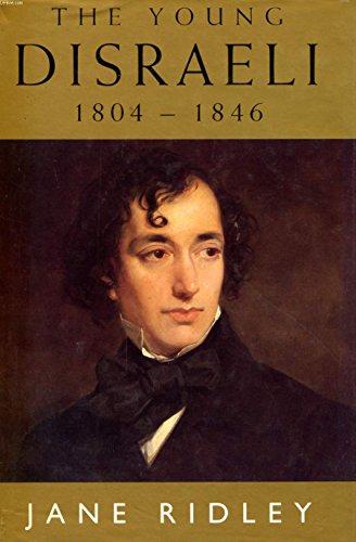 9780517586433: Young Disraeli 1804-1846