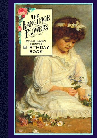 Language Of Flowers Stationery Birthday Book (0517586762) by Pickles, Sheila