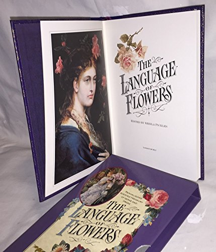 The Language of Flowers Address Book (Stationery): Pickles, Sheila