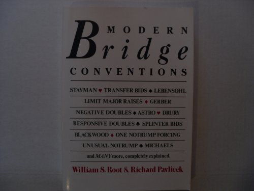 9780517587270: Modern Bridge Conventions