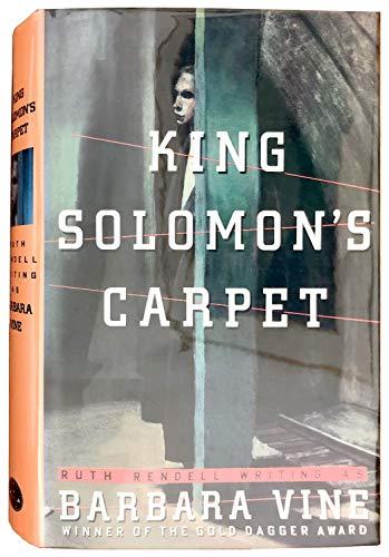 9780517587959: King Solomon's Carpet