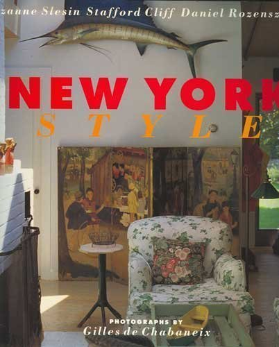 New York Style: Suzanne Slesin, Stafford