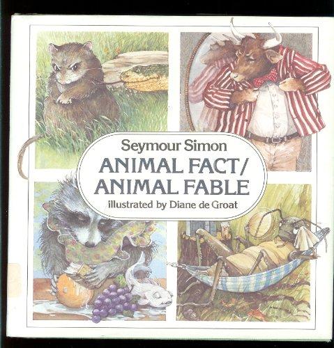9780517588468: Animal Fact/Animal Fable