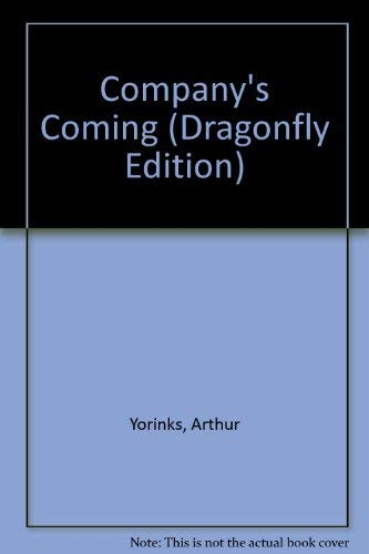 9780517588581: COMPANY'S COMING (Dragonfly Edition)