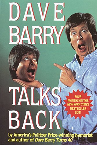 Dave Barry Talks Back: Barry, Dave