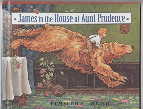 9780517588826: JAMES IN THE HOUSE OF AUNT PRU