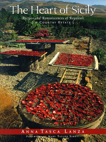 9780517589618: The Heart of Sicily: Recipes and Reminiscences of Regaleali, A Country Estate