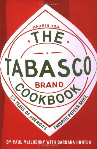 9780517589656: The Tabasco Cookbook: 125 Years of America's Favorite Pepper Sauce