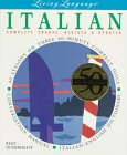 9780517590386: Living Language Italian: Complete Course/Book and Cd