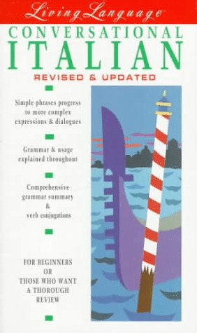 9780517590393: Conversational Italian: Living Language (Living Language Coursebooks)