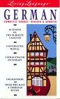 9780517590416: Living German: The 60-Minute Survival Programme (Living language basic set)