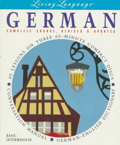 9780517590423: Living German (CD) (Living Language S.)